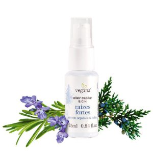 Vegana - Elixir Capilar B.C.H. Raízes Fortes - 25ml