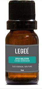LEGEÉ - Óleo essencial de Erva Baleeira (Cordia verbenacea) ORGÂNICO - 10ml