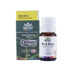 WNF - Óleo Essencial Erva Doce - 5ml