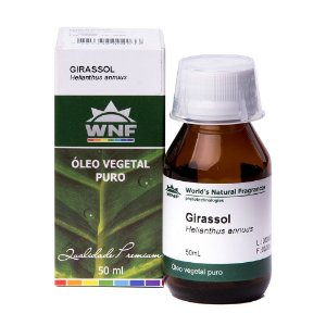 WNF - Óleo Vegetal Girassol - 50ml
