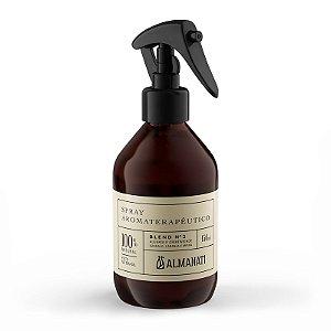 Almanati - Spray Aromaterapêutico Para Alegria E Criatividade - Blend 2