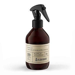 Almanati - Spray Aromaterapêutico Para Clareza E Purificação - Blend 1