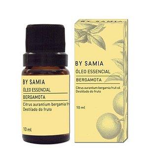 By Samia - Óleo Essencial de Bergamota 10 ml