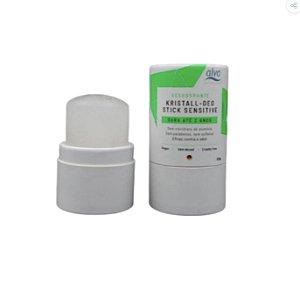 Alva - Desodorante Kristall-Deo Stick Sensitive 120g (EMBALAGEM DE PAPEL)