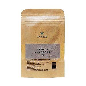 Zeena - Argila Rhassoul 100% puro - 30g