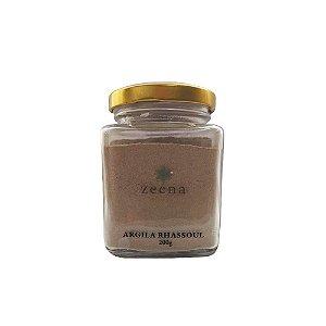 Zeena - Argila Rhassoul 100% puro - 200g