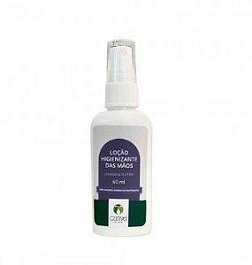 Cativa Natureza - Loção Higienizante Álcool 70% com Lavanda e Tea Tree Natural