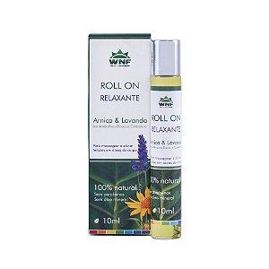 WNF - Roll-on de Massagem Relaxante - Arnica e Lavanda- 10ml