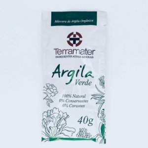 Terramater - Argila Verde 40g