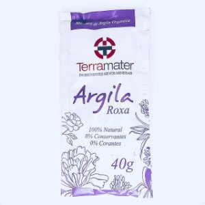 Terramater - Argila Roxa 40g