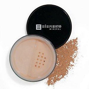 Elemento Mineral - BB Powder Mineral FPS 15 - 8g (WARM - BEGE ESCURO)