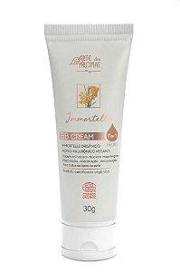 Arte dos Aromas - BB Cream Immortelle com Ácido Hialurônico - (cor média) 30g