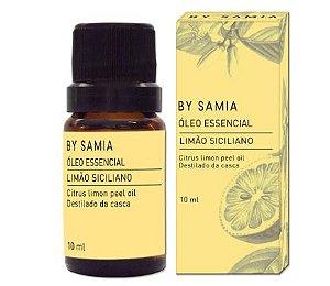 By Samia - Óleo Essencial de Limão Siciliano 10 ml