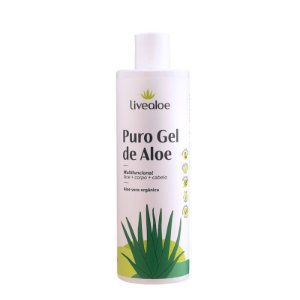 Livealoe - Puro Gel de Aloe - 500ml