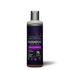 Urtekram - SHAMPOO ORGÂNICO & NATURAL BRILHO INTENSO DE LAVANDA - 250 ml