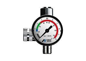 Regulador de pressão com Manômetro Anest Iwata