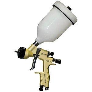 Pistola De Pintura Mp-800 Batistinha 1.3 (Maleta Completa) Wimpel