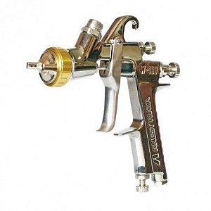 Pistola de Pintura W400 WBX Anest Iwata (Com Caneca)