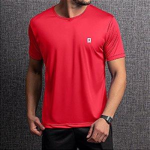 Camiseta Dry Masculina Endorfina Vermelha