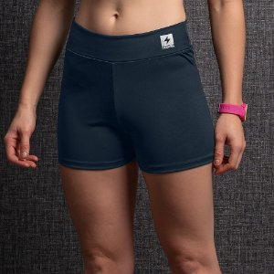 Shorts Feminino Endorfina Grafite
