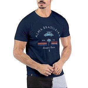 Camiseta Estampa FERIAS MAR SOL No Stress