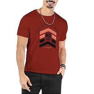 Camiseta Estampa Logo No Stress