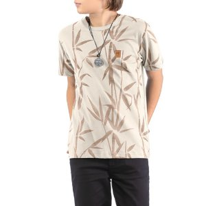 Camiseta Estampa Floral Menino No Stress