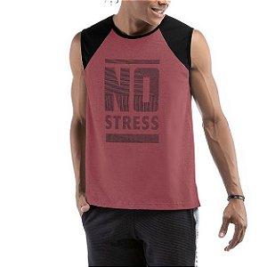 Regata Machão No Stress vermelho