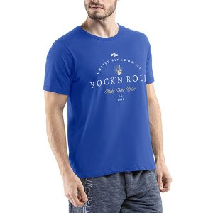 Camiseta C/ Estampa TZE Azul
