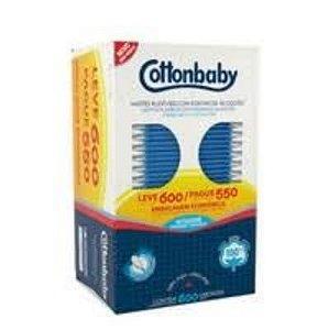 COTONETE COTTONBABY COTONETE COM 300 UN