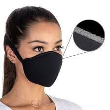 Máscara Master Macia Elástico Pescoço
