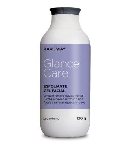 GEL ESFOLIANTE GLANCE 120ML