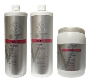 Varcare Concept Vip Line Collection Kit Repair Profissional