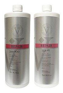 Varcare Concept Vip Line Collection  Repair Kit Shampoo+ Selante