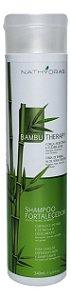 Shampoo Fortalecedor Bambu Therapy  Nathydras 340 mL