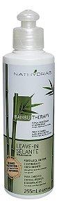 Leave-in Selante Termo Protetor Antifrizz  Bambu Therapy Nathydras 255 mL