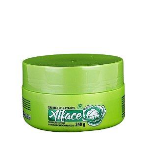 Hábito Cosméticos Creme Hidratante Alface Anti Envelhecimento 240g
