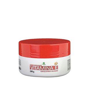 Creme Hidratante Vitamina E Com Colágeno Hábito Cosméticos
