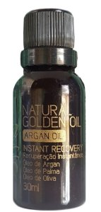 Oleo Argan Varcare Vip Line Instant Recovery Natural - 30ml