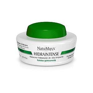 Mascara Alto Impacto Hidratação Profunda Natumaxx HidraIntense 250 gr