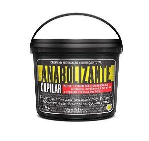 Mascara Anabolizante Capilar Natumaxx - 2 kg