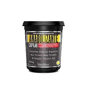 Natumaxx Mascara Hidratação e Nutrição Anabolizante Capilar - 250 gr