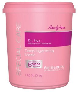 For Beauty Máscara Tratamento Special Beauty Spa Dr. Hair - 1 Kilo