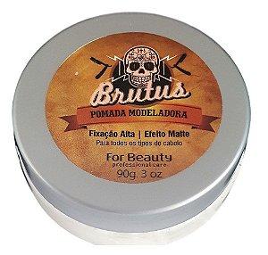 Pomada Modeladora Linha Brutus Homen - For Beauty 90gr