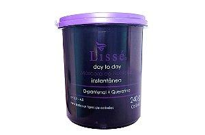 Lisse Master Line Cosméticos Mascara Day to Day Nutrição - 240 gr