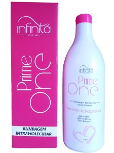 Infinita Cosmetic Prime One Blindagem Intracelular  - 1 Litro