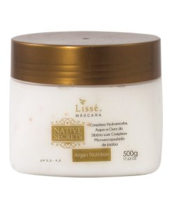 Lissé  Argan Nutrition Máscara Native Secrets