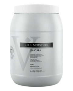 Varcare Máscara Moisture SOS 2,5Kg Vip Line Collection