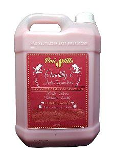 Pró Stills chantilly e Frutas Vermelhas Linha Condicionador Lavatório - 5 Litros