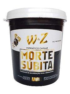 WZ Cosméticos Morte Súbita Energético Capilar 1kg